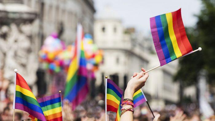 Informations sur le comportement de recherche des consommateurs lors de la Gay Pride
