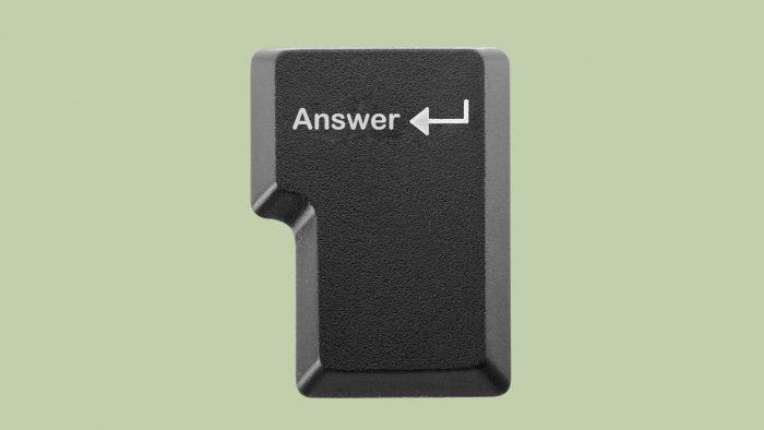 Convertir un site Internet en un moteur de réponses: oui, mais pourquoi?