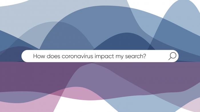 Comportement de recherche lié au COVID-19